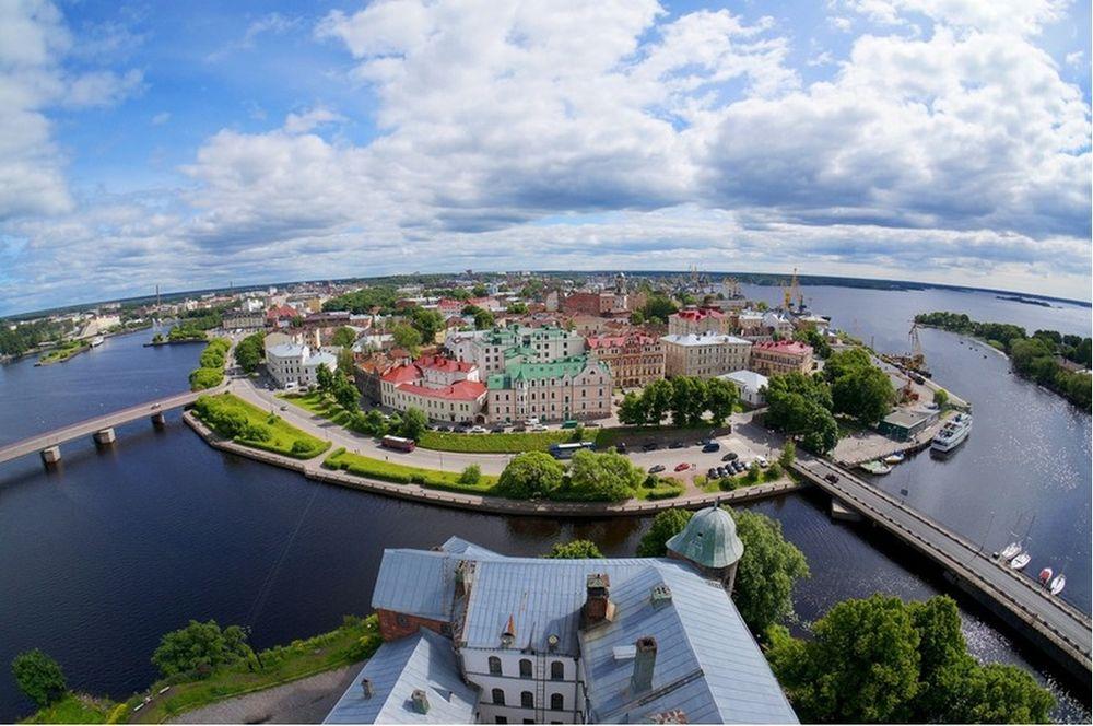 AcidaderussaE28093Vyborg - A cidade russa – Vyborg
