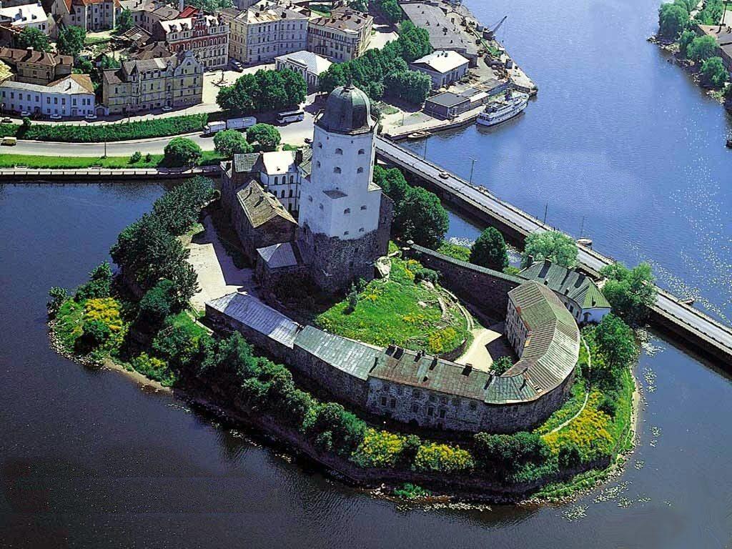 Vyborg 1024x768 - A cidade russa – Vyborg
