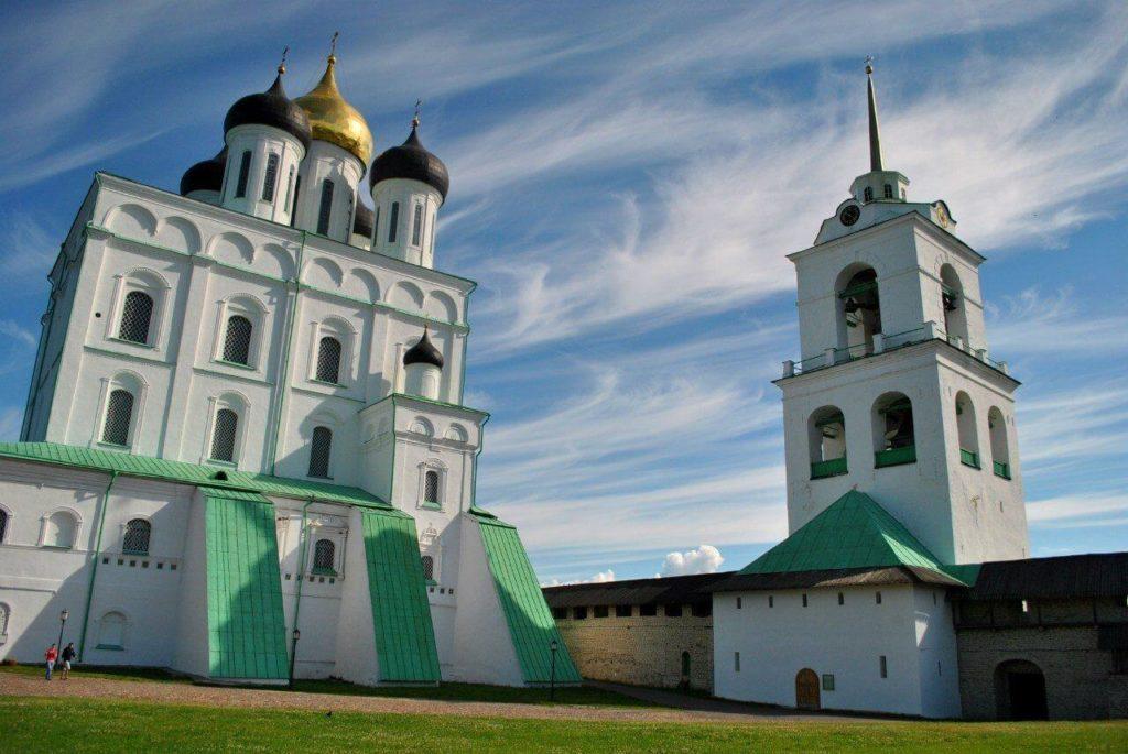 15 1024x685 - A cidade russa de Pskov