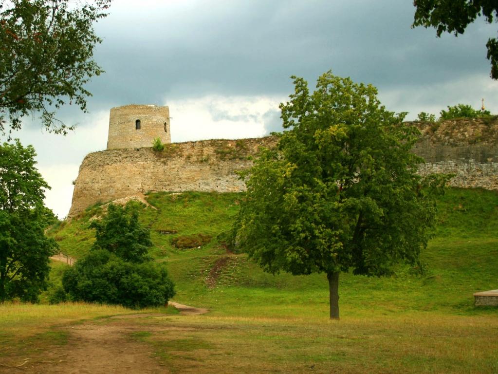 07 - Visitando a aldeia medieval russa
