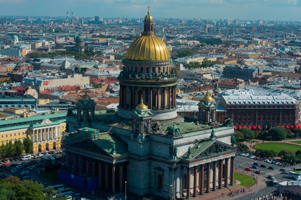 12 1 - O que fazer em São Petersburgo?