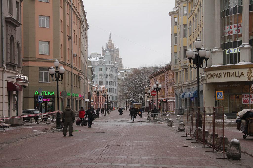 Arbat1 1024x682 - Arbat – Moscou