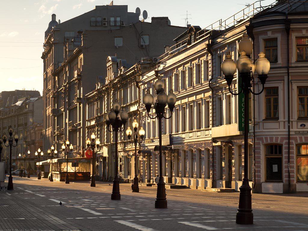 Arbat4 1024x768 - Arbat – Moscou