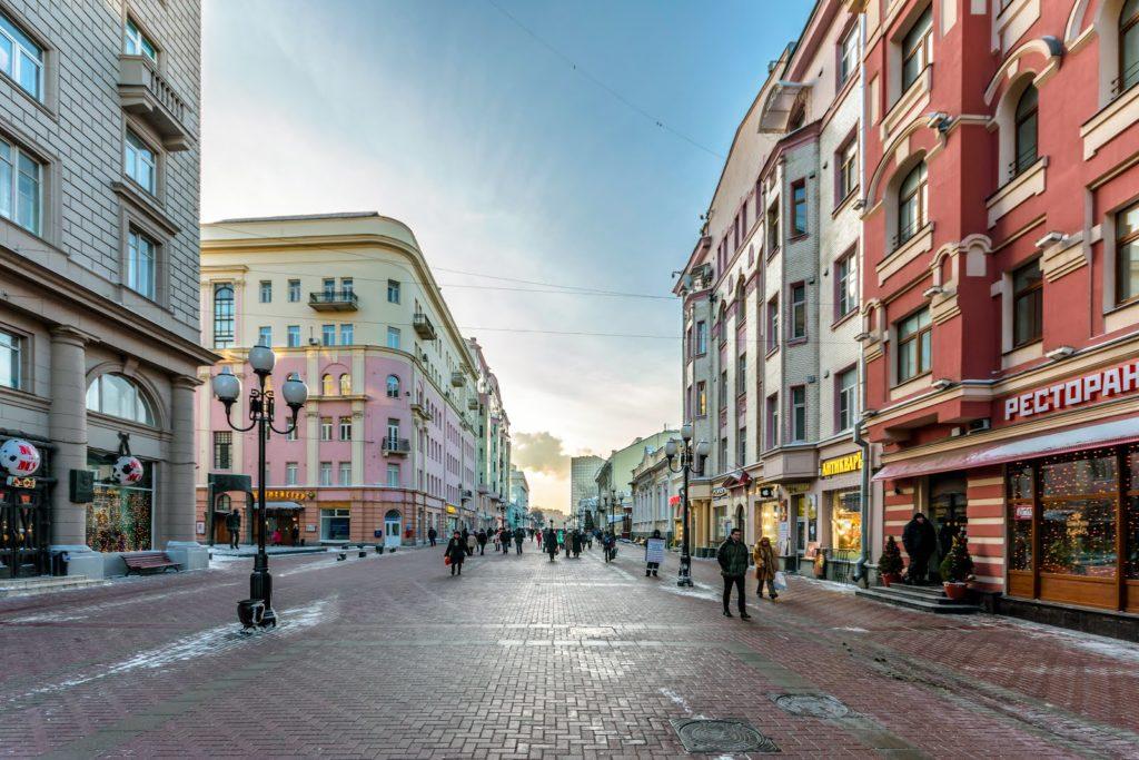 Arbat5 1024x683 - Arbat – Moscou
