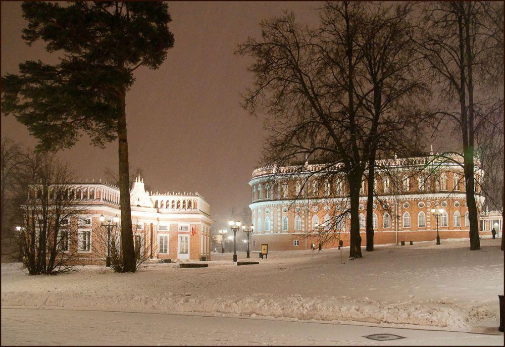 03 - Um passeio aos redores de Moscou