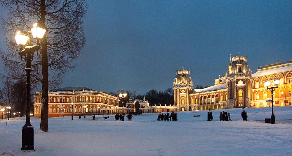 04 - Um passeio aos redores de Moscou