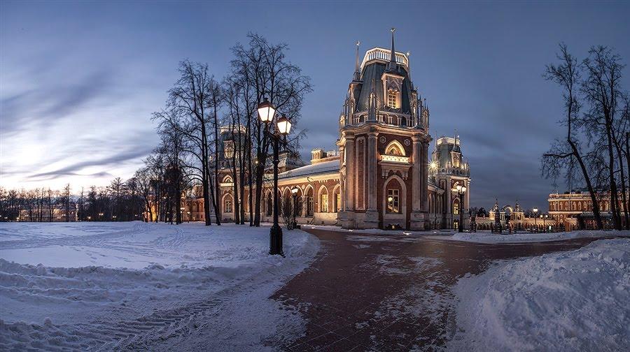 05 - Um passeio aos redores de Moscou
