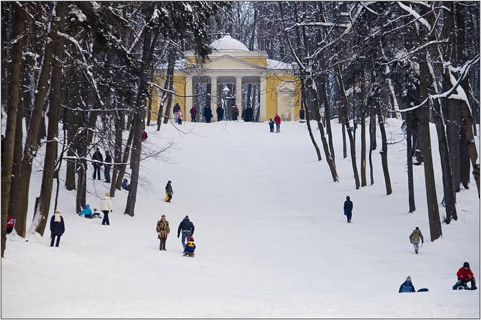 11 - Um passeio aos redores de Moscou