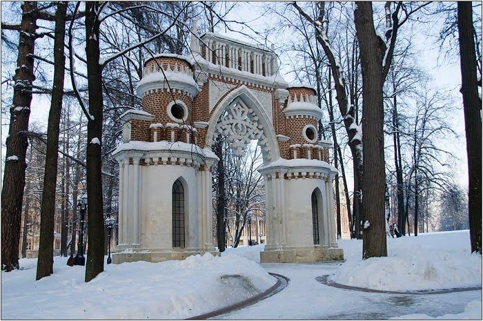 19 - Um passeio aos redores de Moscou