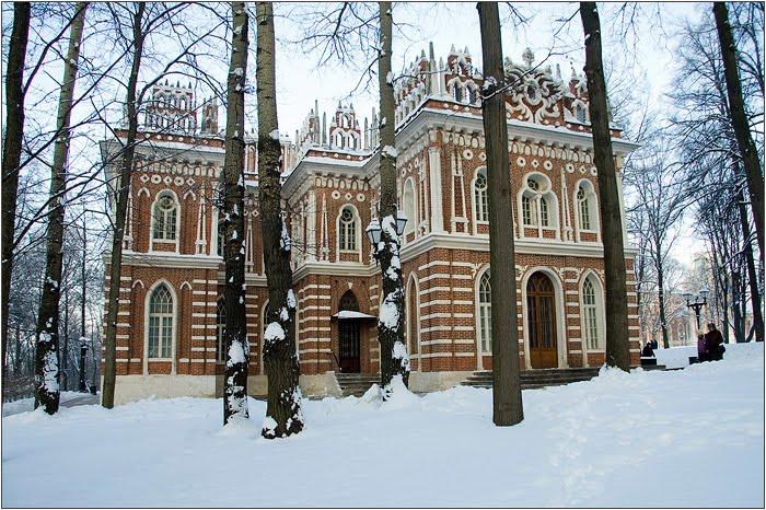 24 - Um passeio aos redores de Moscou