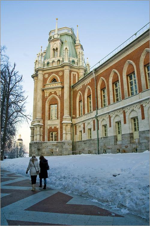 28 - Um passeio aos redores de Moscou