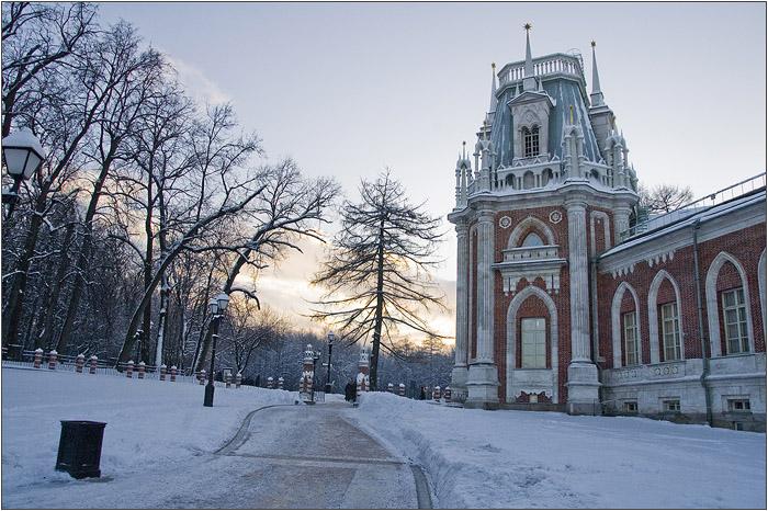 30 - Um passeio aos redores de Moscou