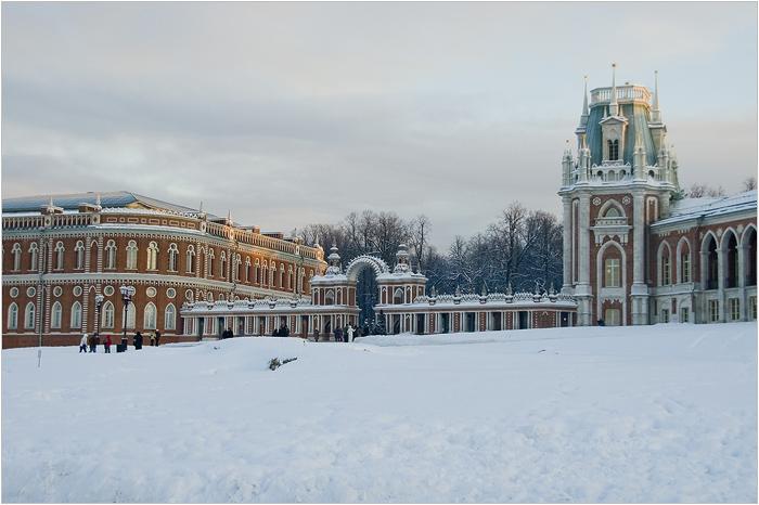 31 - Um passeio aos redores de Moscou