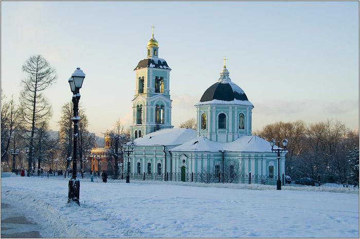 38 - Um passeio aos redores de Moscou