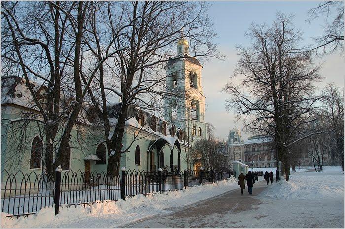 39 - Um passeio aos redores de Moscou