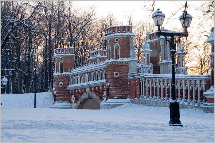 42 - Um passeio aos redores de Moscou