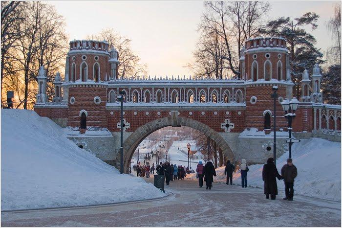 43 - Um passeio aos redores de Moscou