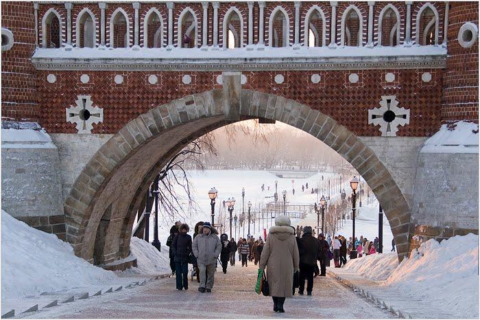 44 - Um passeio aos redores de Moscou