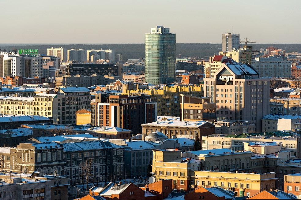 a vida na siberia - A vida na Siberia