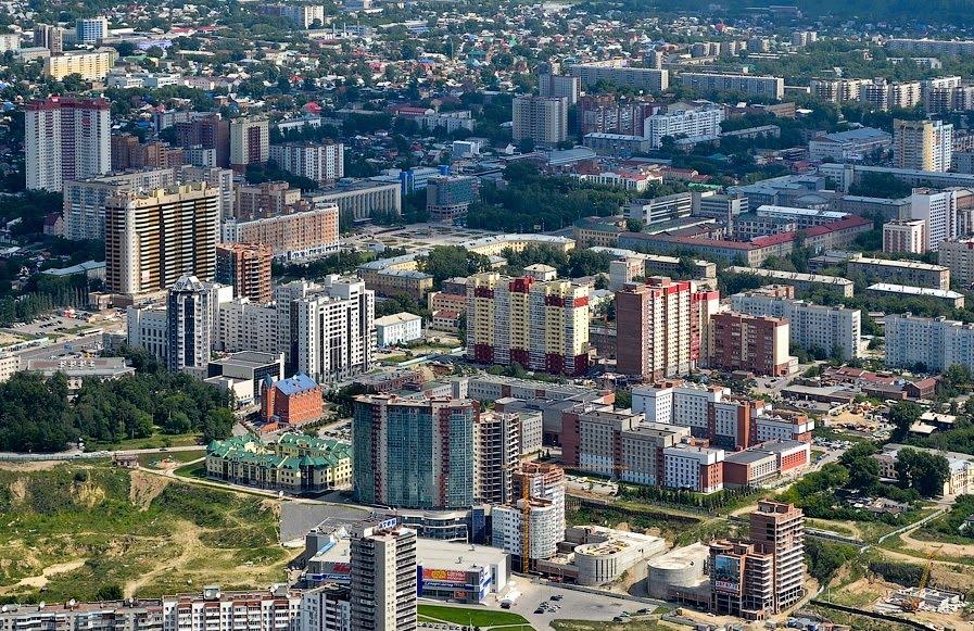siberia russia 2 - Aniversário da cidade de Novosibirsk