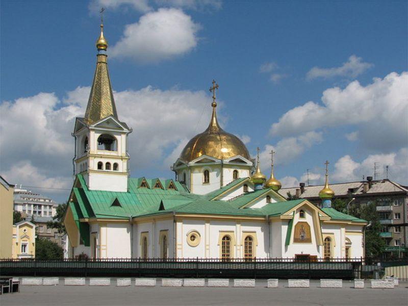 siberia russia 5 - Aniversário da cidade de Novosibirsk