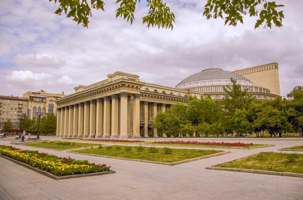 siberia pontos de interesse 10 1024x678 - A praça Lênin em Novosibirsk