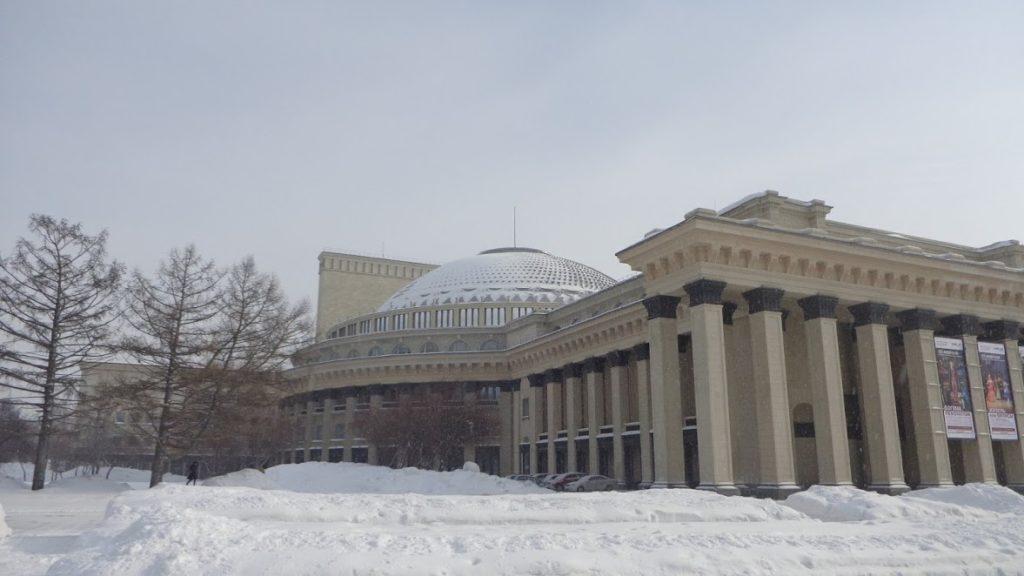 siberia pontos de interesse 15 1024x576 - A praça Lênin em Novosibirsk