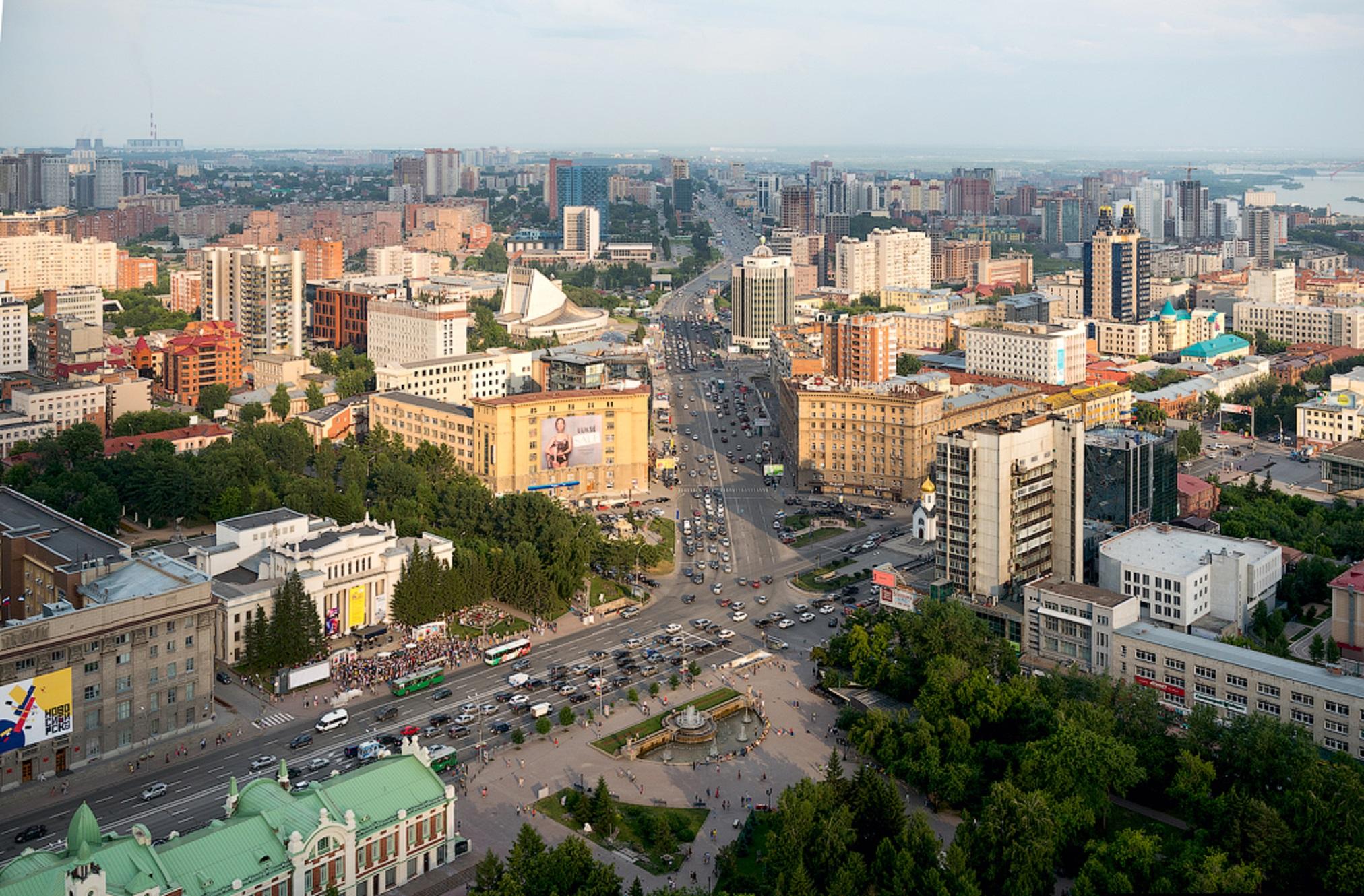 14 - Sibéria capital
