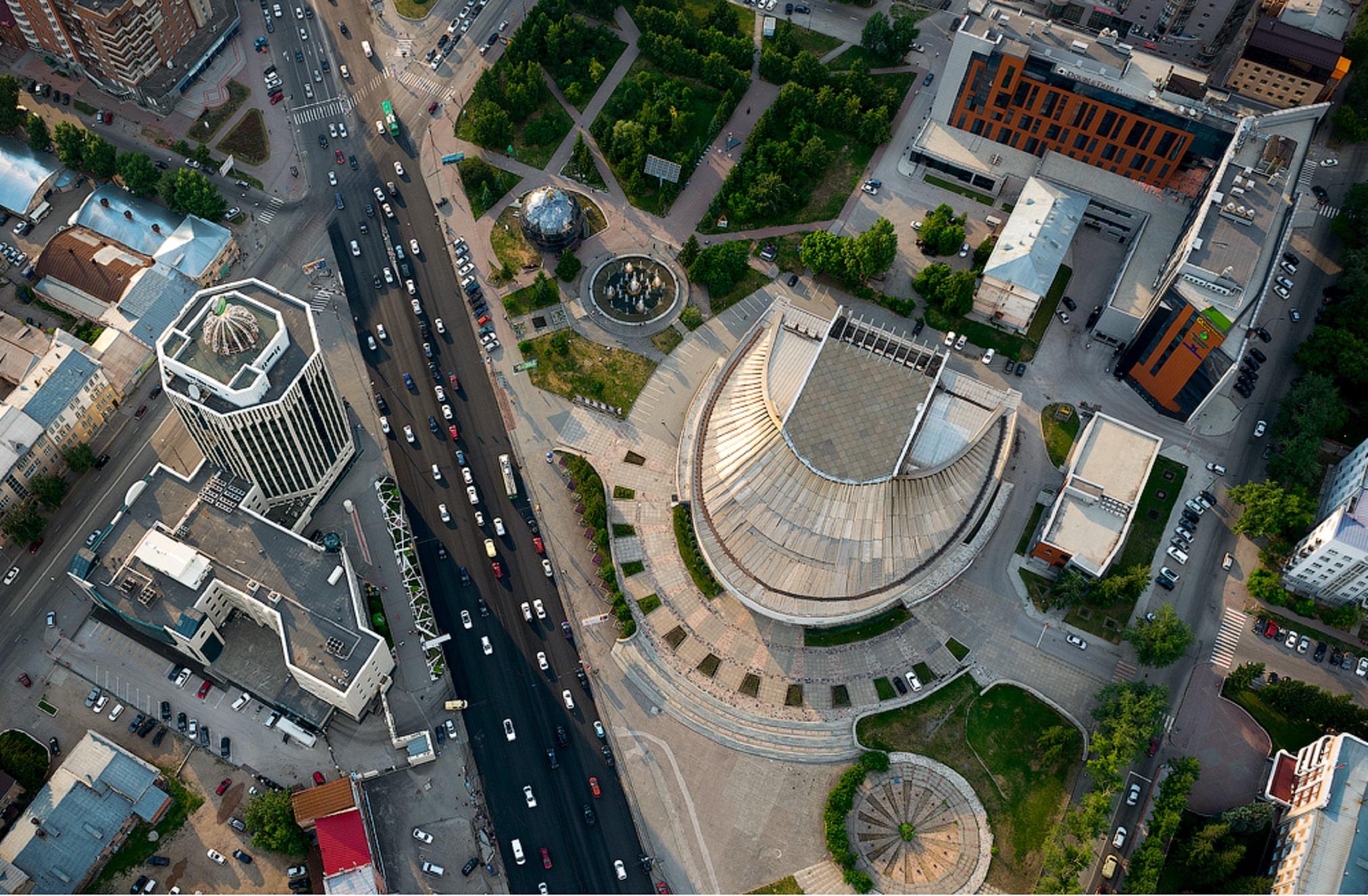 16 - Sibéria capital