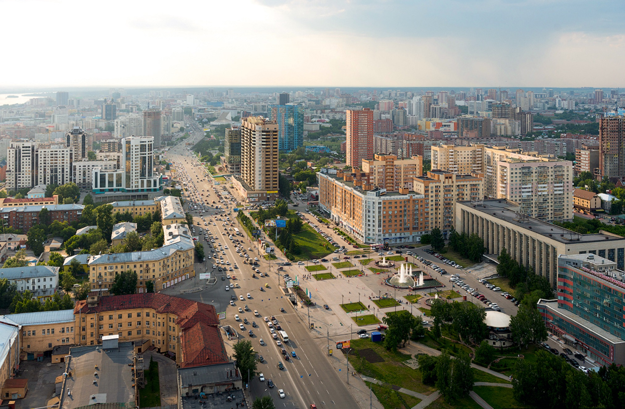 18 - Sibéria capital