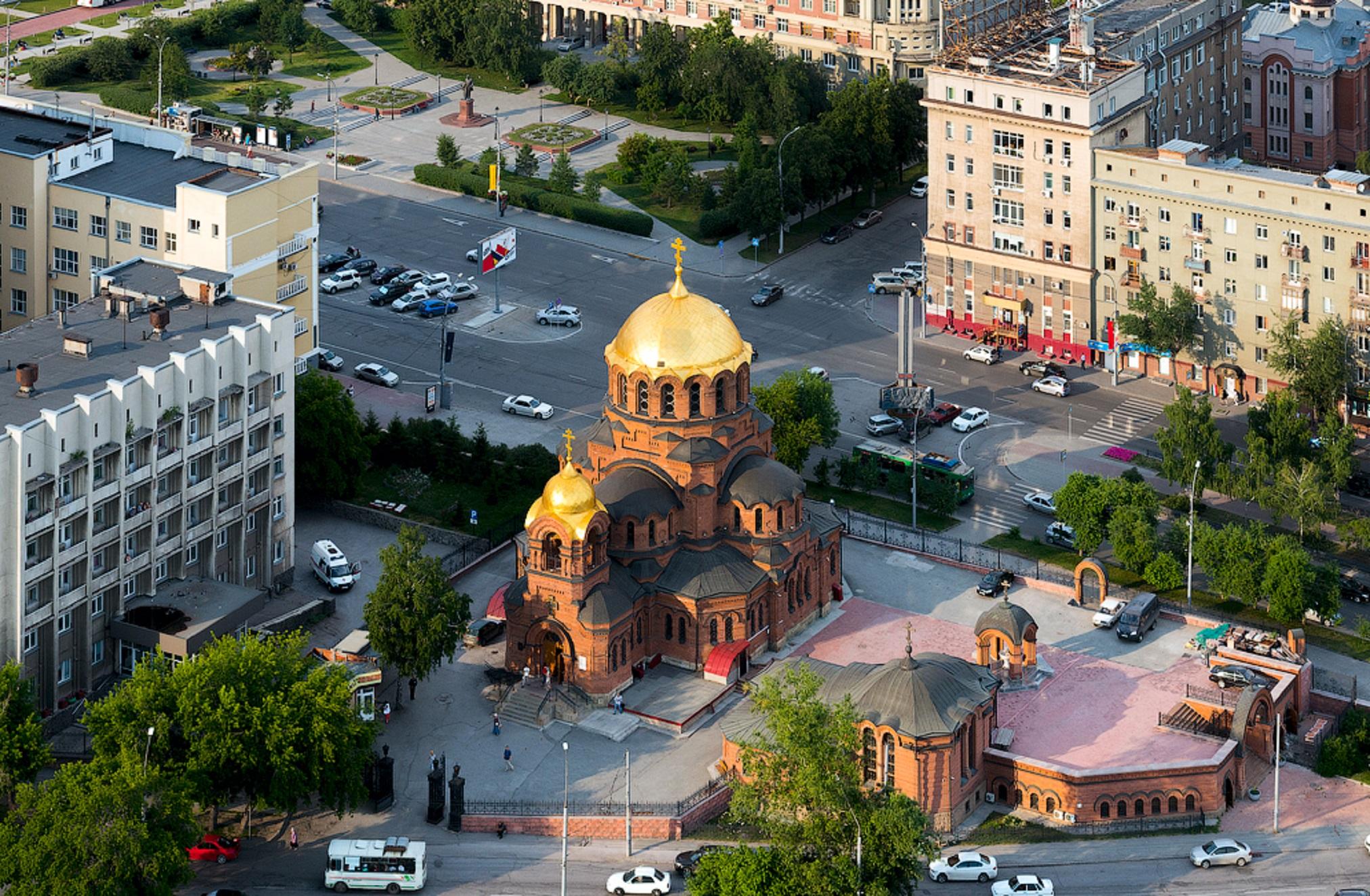 23 - Sibéria capital