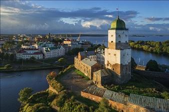 A cidade russa – Vyborg2 - Rússia