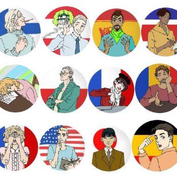 1 3 350x350 - Os estrangeiros e o idioma russo