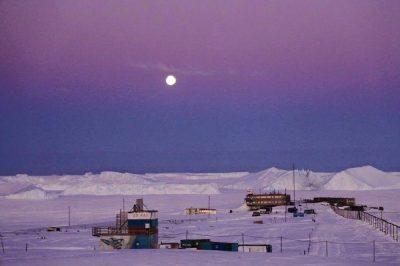 11 1 400x266 - A estação polar russa