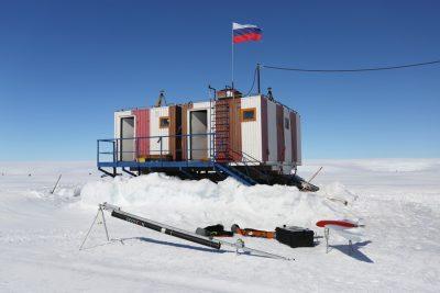12 1 400x267 - A estação polar russa
