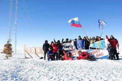 6 1 400x266 - A estação polar russa