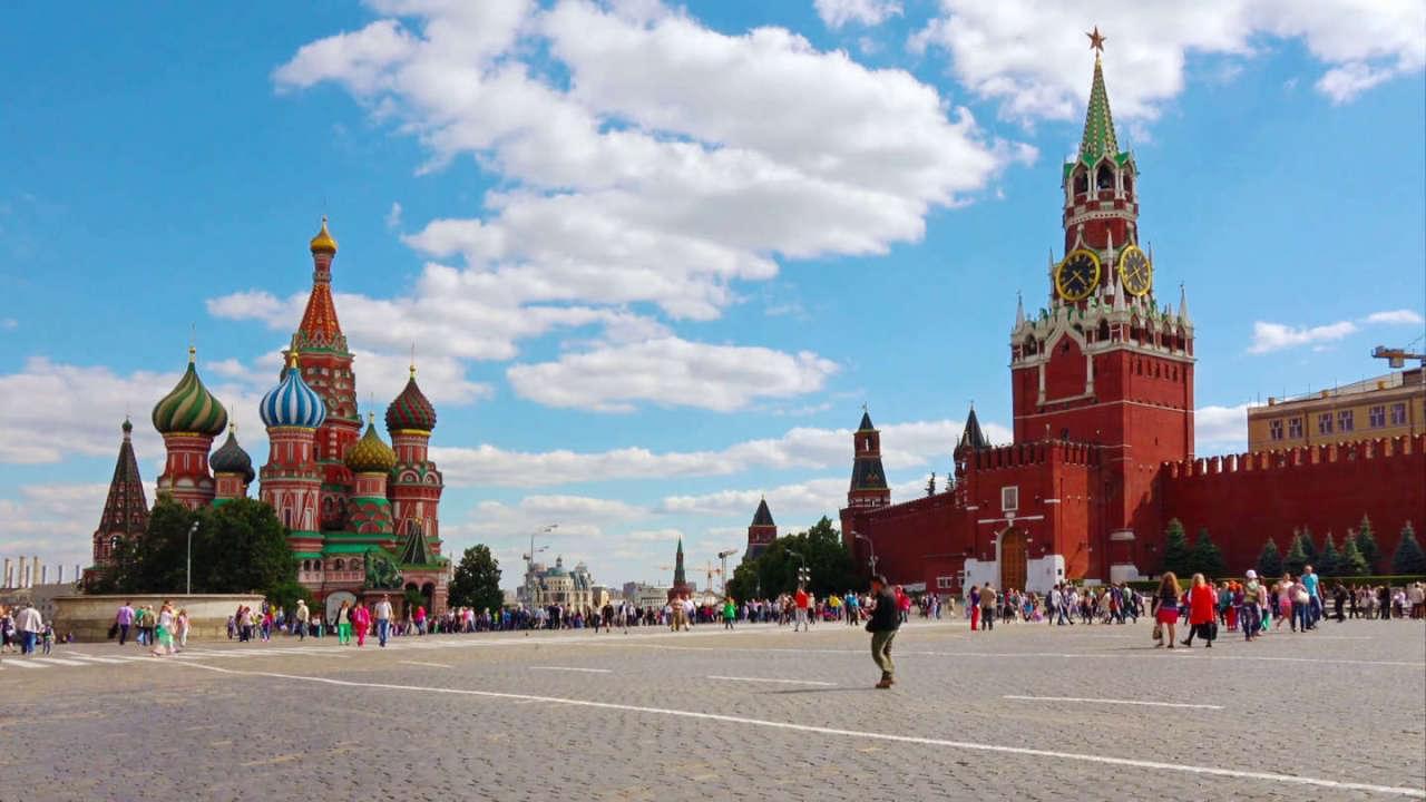 1 - As cinco belezas únicas de Moscou