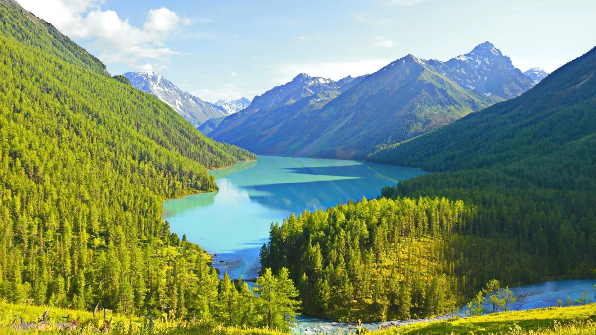 13 1 - 10 locais no Altay que vale a pena visitar