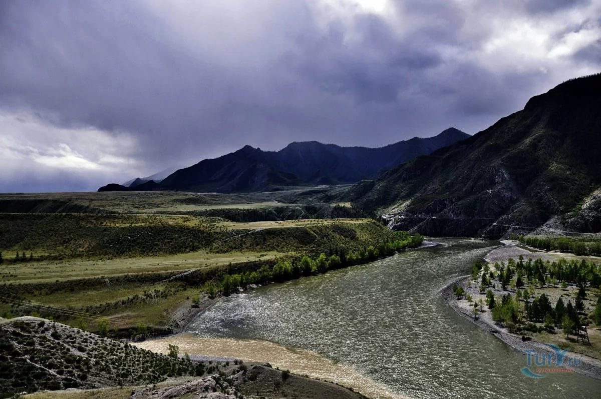 16 1 - 10 locais no Altay que vale a pena visitar