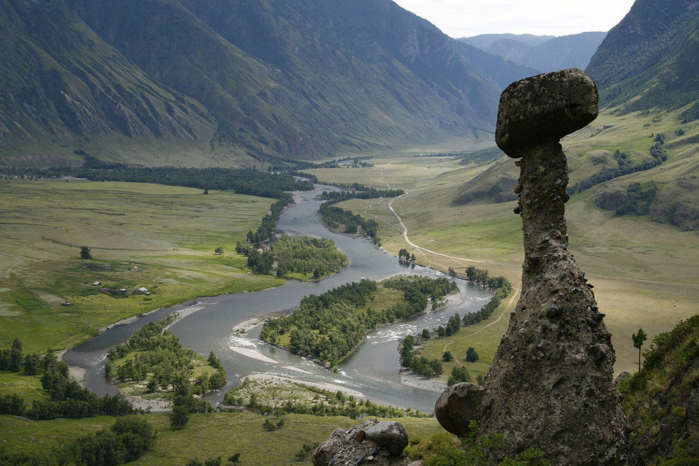 17 1 - 10 locais no Altay que vale a pena visitar