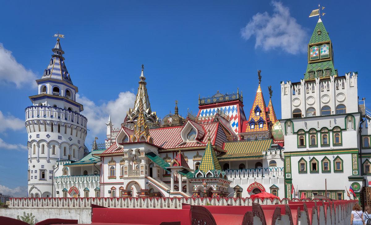 2 1 - As cinco belezas únicas de Moscou
