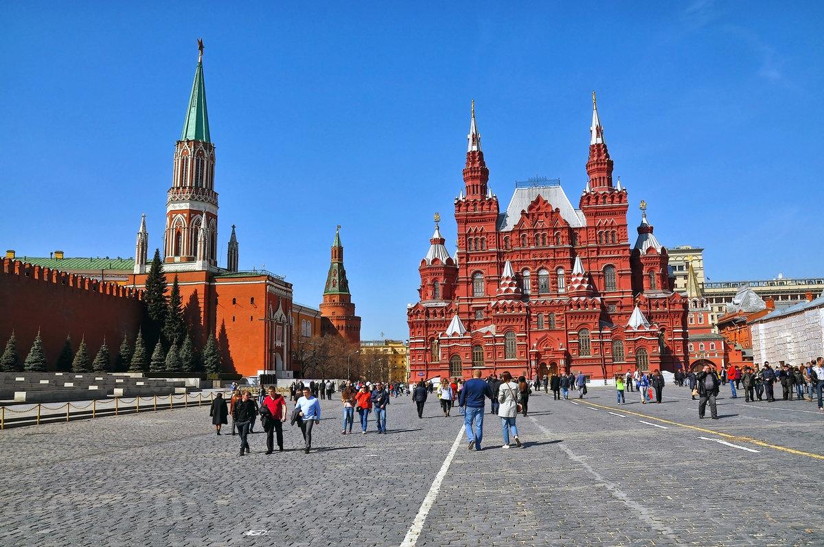 2 - As cinco belezas únicas de Moscou