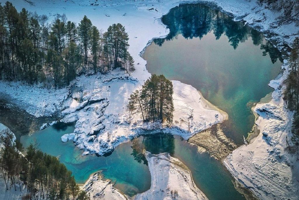 3 2 - 10 locais no Altay que vale a pena visitar