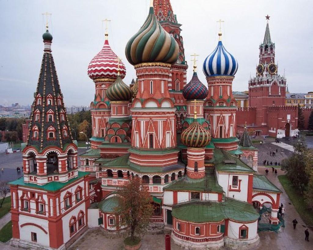 4 1 - As cinco belezas únicas de Moscou