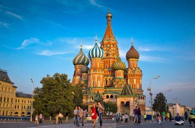 6 1 400x264 - Moscou Russia