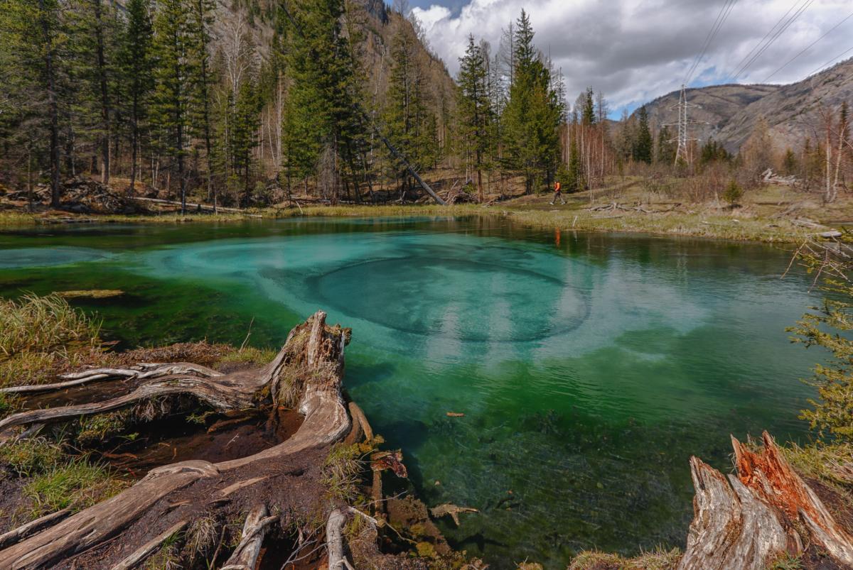 8 2 - 10 locais no Altay que vale a pena visitar