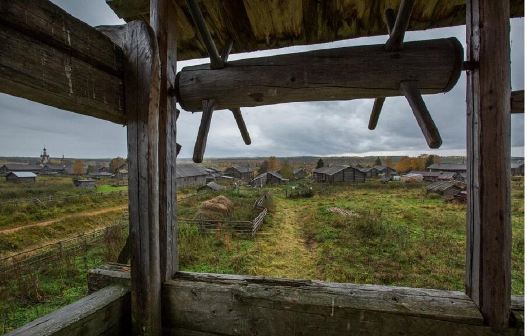 13 - Uma linda aldeia na Rússia
