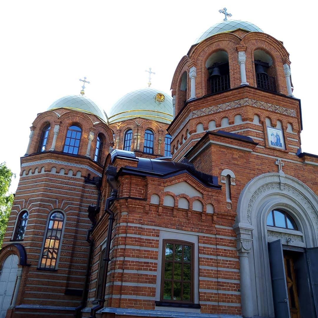 2019 06 27 17 10 45 1561630393950 - Rússia-Tomsk e as igrejas
