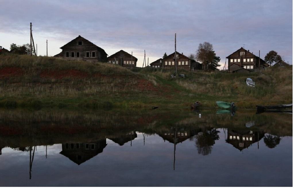 5 3 - Uma linda aldeia na Rússia