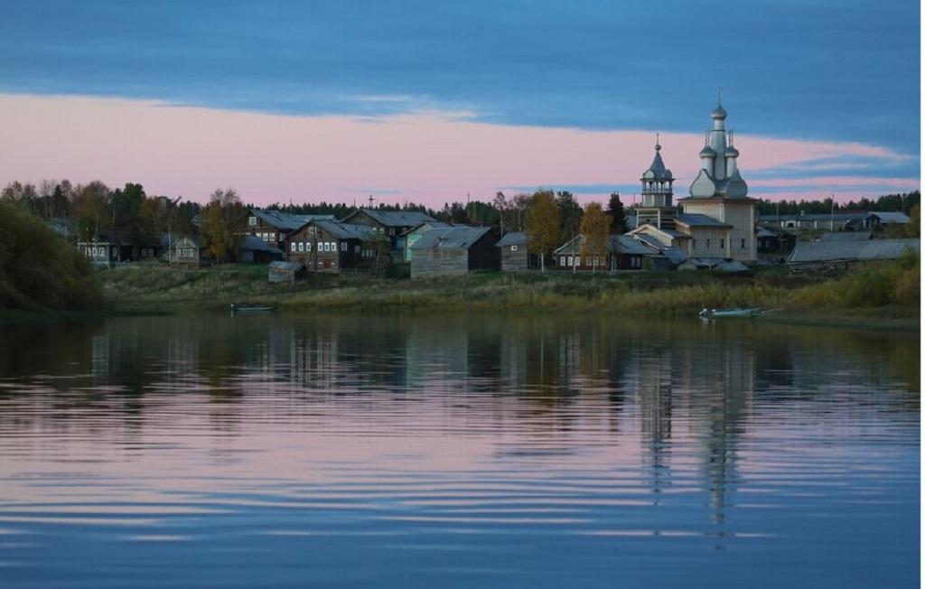 8 - Uma linda aldeia na Rússia